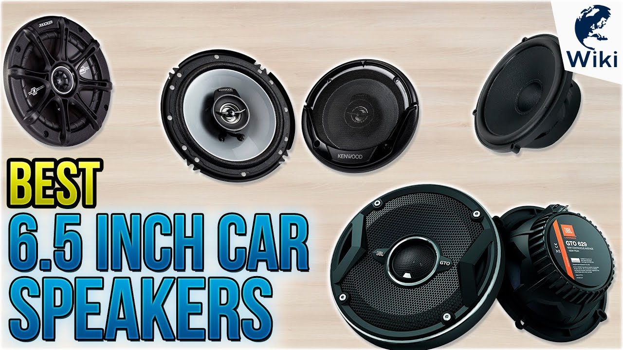 10 Best 6 5 Inch Car Speakers 2018 Youtube
