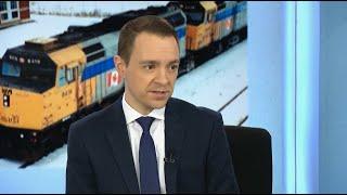Blocus ferroviaire : quelle sortie de crise? – Marc-André Cossette