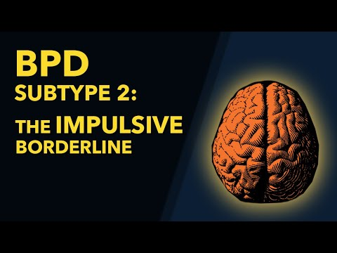 What is Borderline Personality Disorder? Understanding the Impulsive Borderline. from YouTube · Duration:  6 minutes 42 seconds
