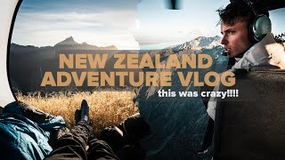 Crazy New Zealand Road Trip!!! - VLOG 02