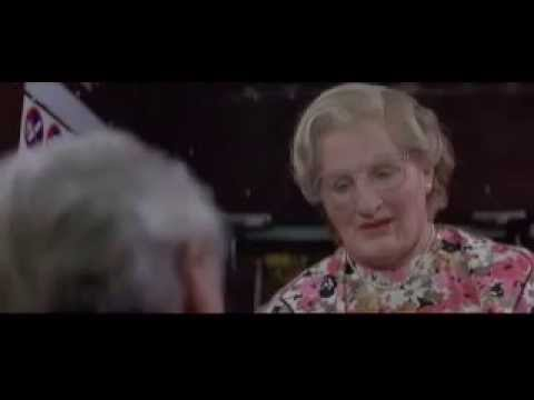 Mrs Doubtfire Alternate Scenes Bus Driver Youtube