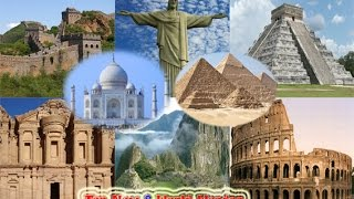 Top 8 Wonders of the World -  World Travel Guide