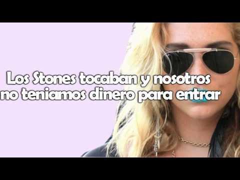 Kesha - the harold song ( Traducida al español )