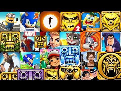 Top 25 EndlessRun Games For Android - 25 EndlessRun Games Like Temple Run 2