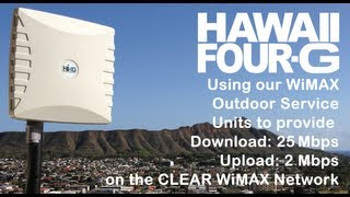 How to improve CLEAR WiMAX reception & speed with Outdoor Service Units and Load-Balancing