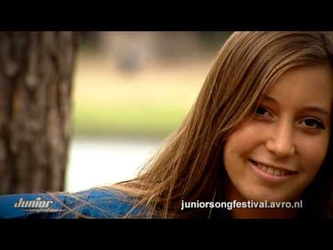 Wondergirl - Mathilde | Officiële Videoclip Junior Songfestival 2013