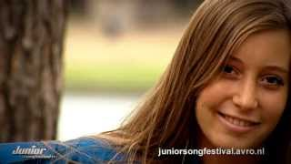 Wondergirl - Mathilde | Officiële Videoclip Junior Songfestival 2013