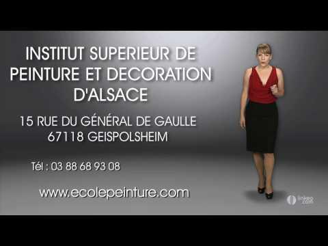 INSTITUT SUPERIEUR DE PEINTURE ET DECORATION D'ALSACE 67