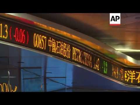 Asian stocks volatile ahead of UK vote result