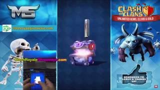 Clash Royale Hack Apk - New Modded Clash Royale Hack/Mod Apk No Root 2016