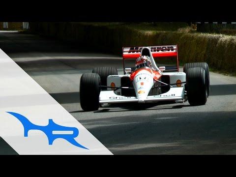 Best of Goodwood Festival of Speed 2016 (Sauber C9, Porsche 917, McLaren MP4, etc.)