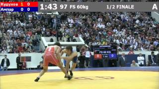 Чемпионат России 2012 Кудухов - Ампар