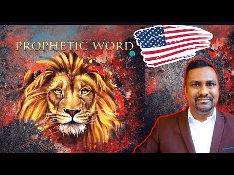 The LORD said this about Afghanistan, America and the current events // Prophetic Word