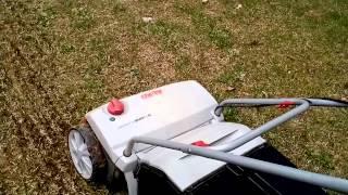 видео Аэратор для газона: что это такое и как проводить аэрацию
