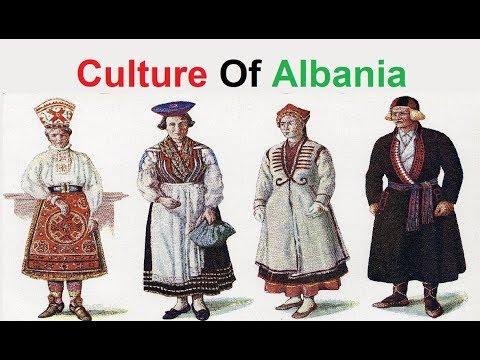 Culture Of Albania