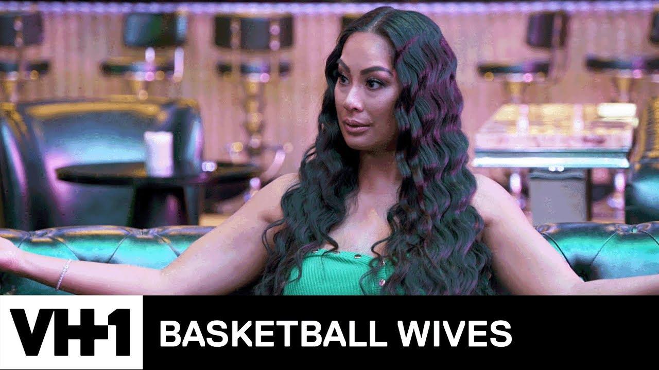 Cece & Jackie Christie Have Lingering Hard Feelings 'Sneak Peek'    Basketball Wives