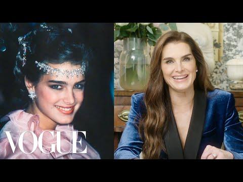 Brooke Shields Breaks Down 12 Looks From 1978 to Now | Life in Looks