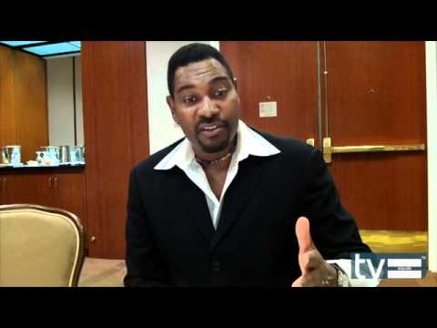 Mykelti Williamson (Justified Season 3) Interview - March 2012