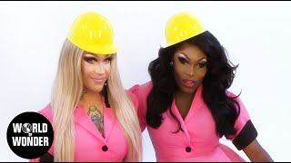 Can the Queens Build IKEA Furniture?: CAN DO QUEENS 102