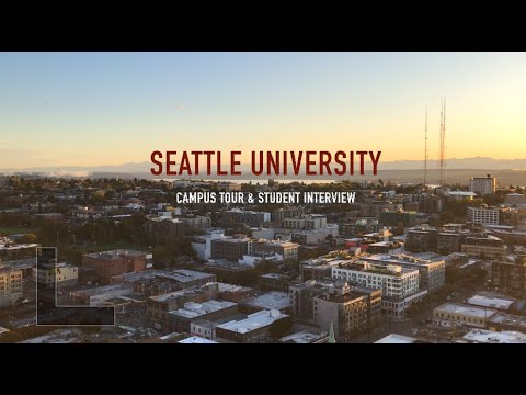 Seattle University Campus Tour And Student Interview