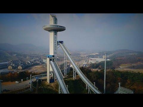JO d'hiver 2018 : PyeongChang veut la médaille d'or de la high-tech - sport