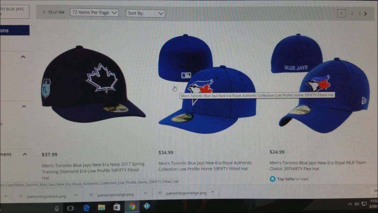 73190baebb2 ... Mens Toronto Blue Jays New Era Navy Diamond Era 59FIFTY Fitt  huge  discount 00a62 15505 Let me help you find an OFFICIAL TORONTO BLUE JAYS HAT  ...