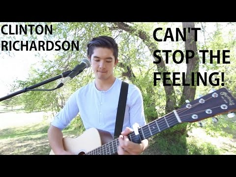 can't-stop-the-feeling!-(acoustic-live-loop-cover)---justin-timberlake-(clinton-richardson)