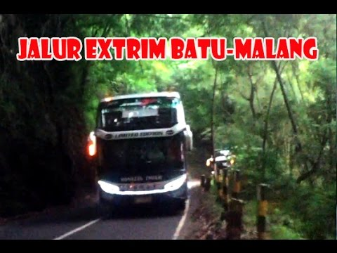 Jalur Extrim Pujon - Batu - Malang
