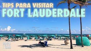 TIPS PARA VISITAR FORT LAUDERDALE, HOLLYWOOD Y NORTH MIAMI BEACH - USA #8   Pepito Viaja