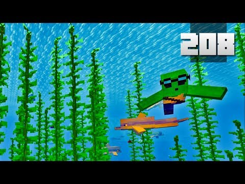 Let's Play Minecraft - Ep.208 : Update Aquatic!