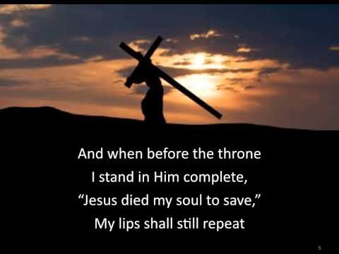 Jesus Paid it All ~ Aaron Keyes ~ lyric video