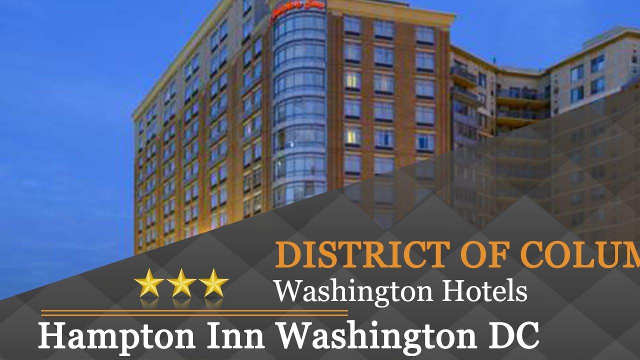 hampton inn washington dc convention center washington. Black Bedroom Furniture Sets. Home Design Ideas