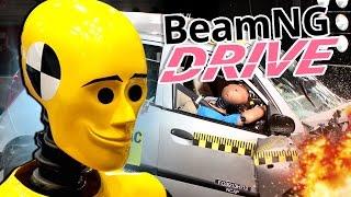 SIMULATORE DI DISTRUZIONE MACCHINE! - BeamNG.Drive
