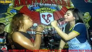 KALIMBA MUSIC Cinta Terlarang REZHA OCHA