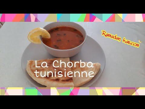 [recette-ramadan]-chorba-tunisienne-facile-et-rapide