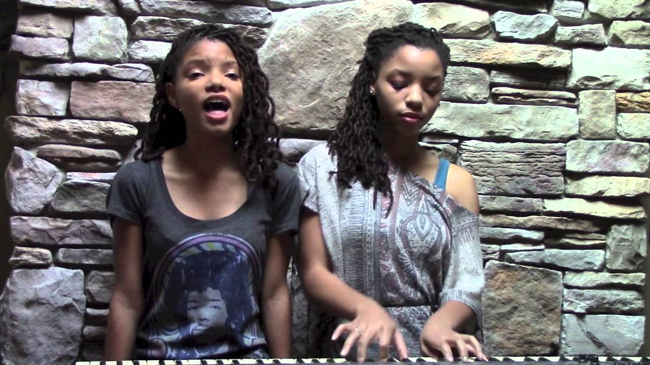 avicii wake me up chloe x halle cover youtube. Black Bedroom Furniture Sets. Home Design Ideas