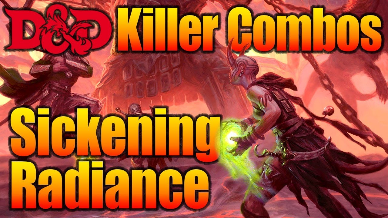Crazy D&D 5e Broken Combos: Kill anything in 30 seconds