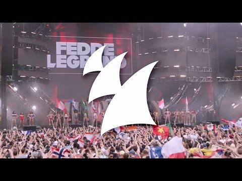 Fedde Le Grand - Dancing Together [Live At Ultra Miami 2017]