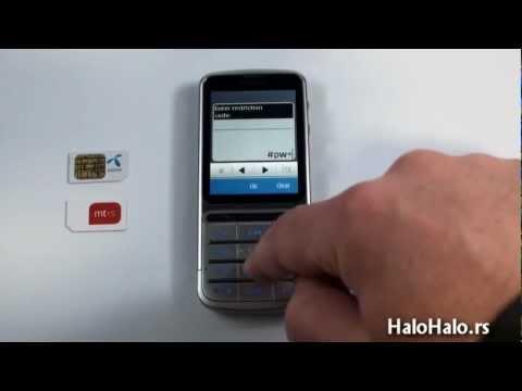 Nokia C3-01 dekodiranje pomoću koda