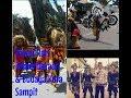 Pawai hari Kemerdekaan Budaya Kalimantan Tengah Part 1