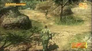 MGS4 無能な兵士たち 「追跡は変わった」 thumbnail