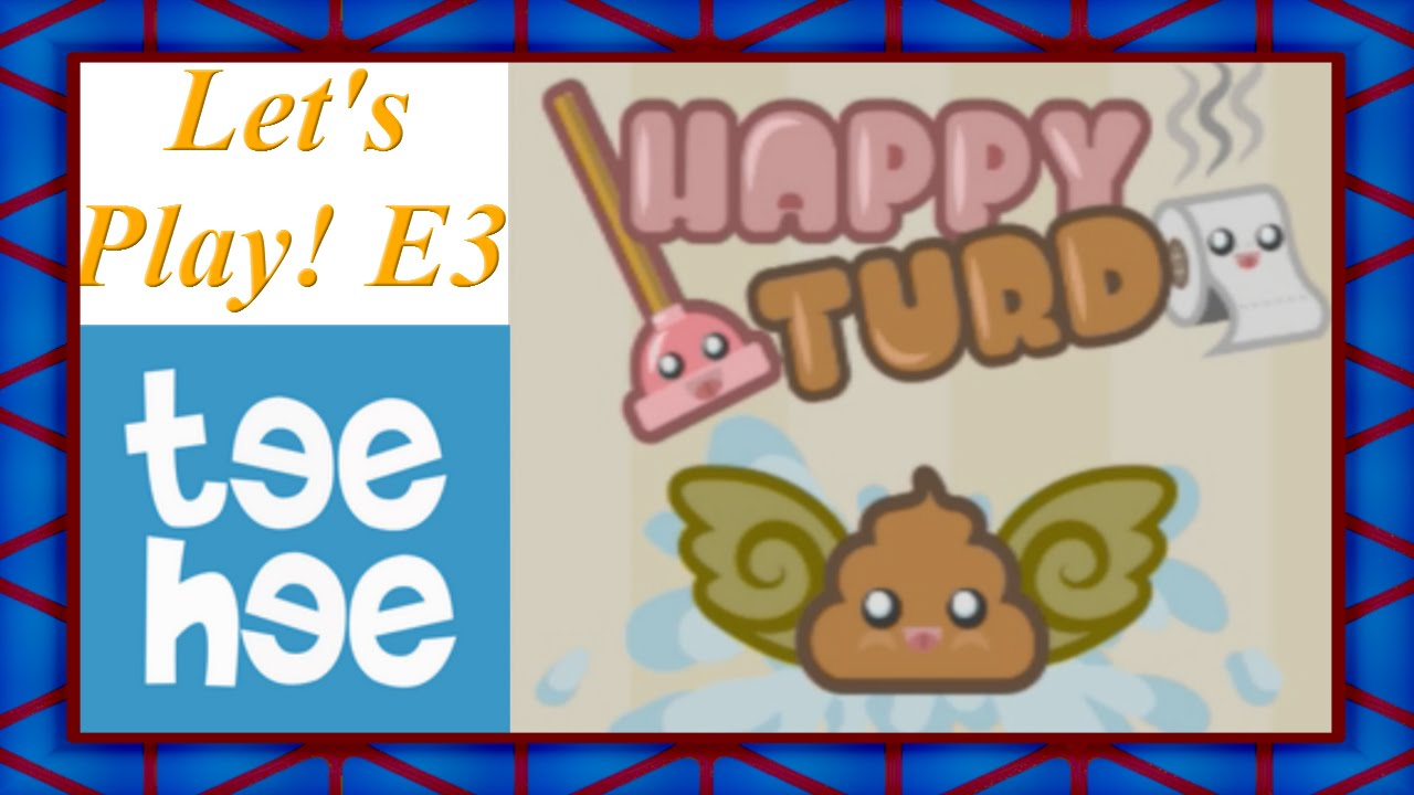 Let S Play Trying Out Games E3 Happy Turd Ryan Higa App Youtube
