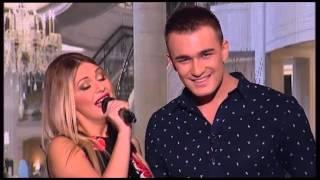 Biljana i Haris  Kako ti je kako zivis  (LIVE)  HH  (TV Grand 10092015)