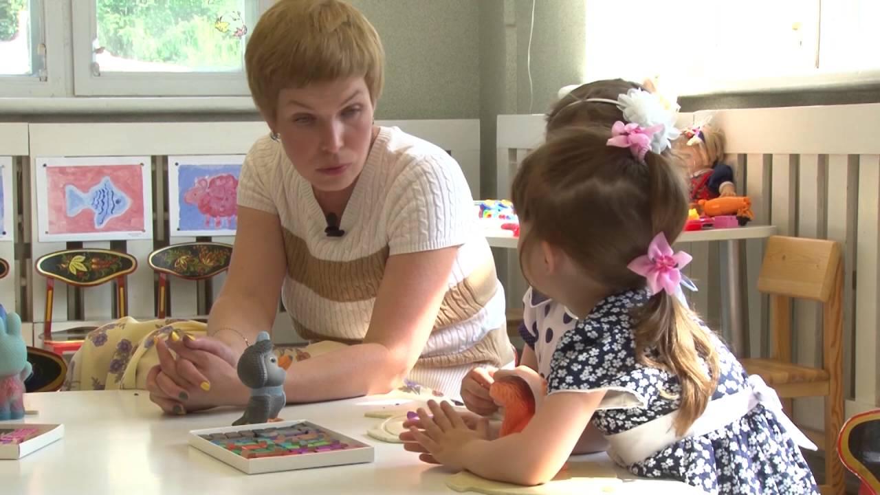 Фильм 7  Партнерство детей и взрослых на примере продуктивной деятельности