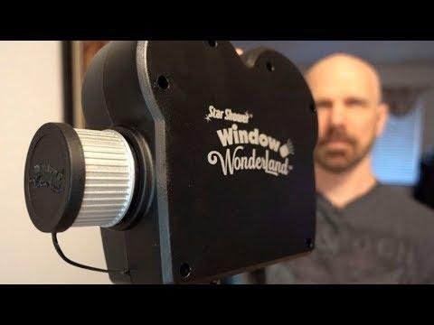 Star Shower Window Wonderland Review: Next Gen Holiday Lights?