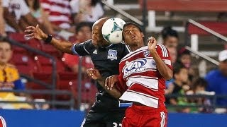 HIGHLIGHTS: FC Dallas vs. San Jose Earthquakes | August 24, 2013