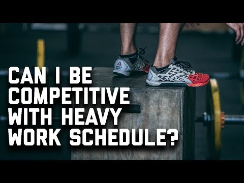 Can I Be Competitive w/ A Heavy Work Schedule? | Ask TTT