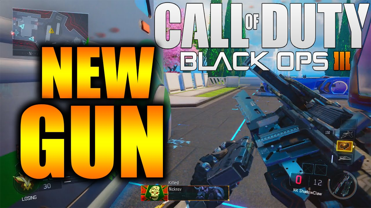 how to get all dlc weapons in bo3