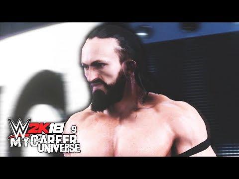 WWE 2K18 MyCareer Universe Ep 9 - Neville & Jericho Take It To The Limit!