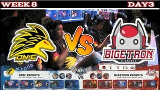 MOBILE LEGEND MPL INDONESIA ONIC IS BACK !! HARRITH UDIL BANTAI BIGETRON !! ONIC ID VS BIGETRON ID